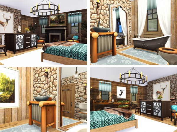 The Sims Resource: Wilber house by Rirann
