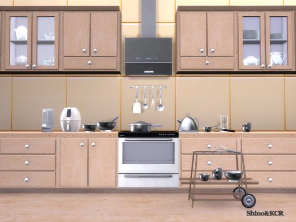 The Sims Resource: Kitchen Deco Liz by ShinoKCR