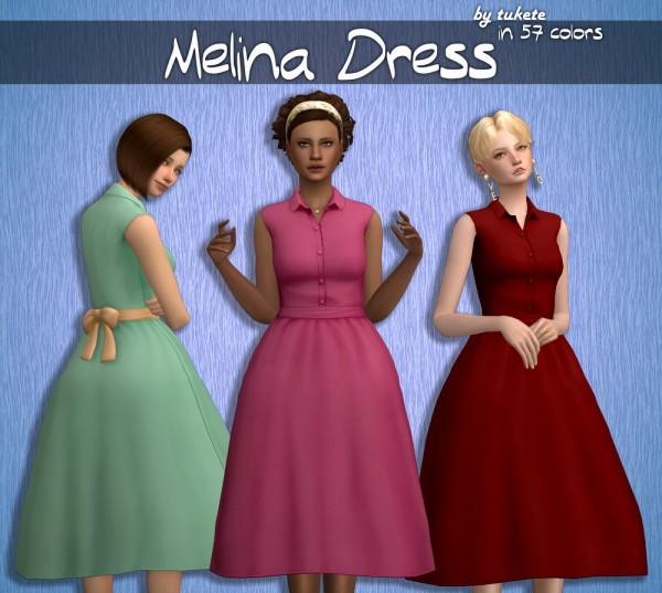 Tukete: Melina Dress