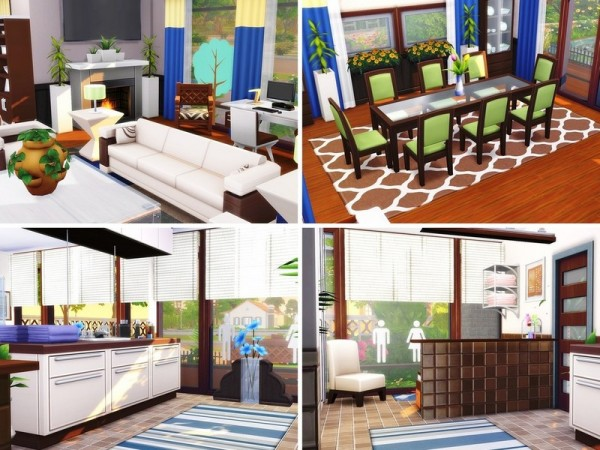 The Sims Resource: Grace house by MychQQQ