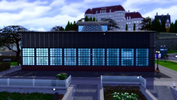 Mod The Sims: Restaurant Isaudy by tsukasa31