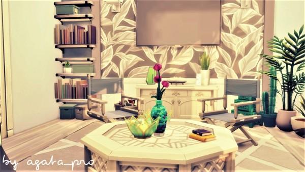 Agathea k: Deciduous Sitting Room