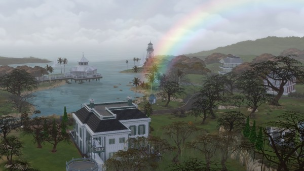 Mod The Sims: Weather Realism Overhaul by no12