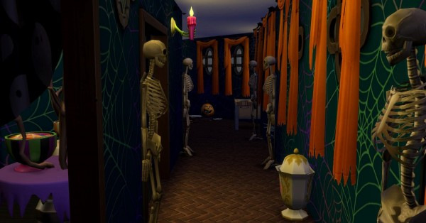 Luniversims: Rhapsodie in Halloween by Coco Simy