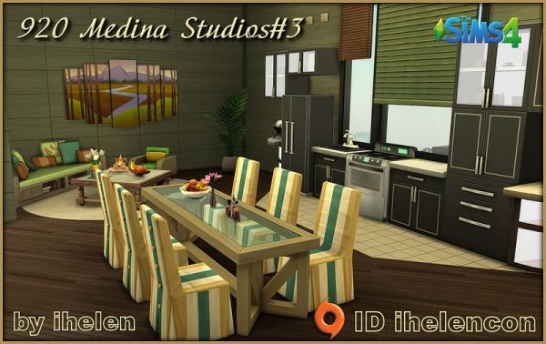 Ihelen Sims: 920 Medina Studios 3