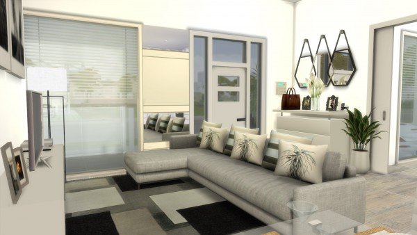 Dinha Gamer: Sall Modern House