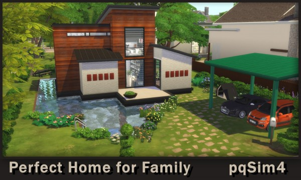 PQSims4: Perfect Home for Family