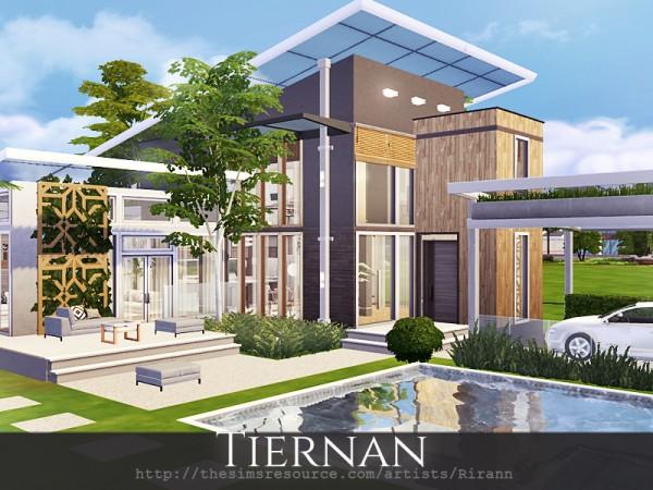 The Sims Resource: Tiernan house by Rirann