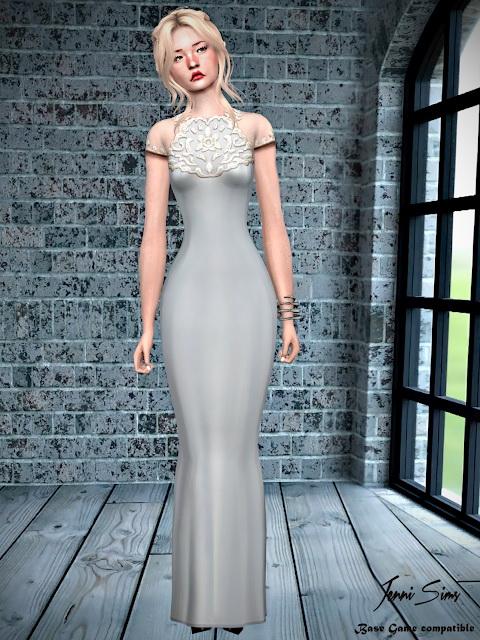 Jenni Sims: Evening Dress