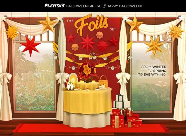 Pleyita: Happy Halloween Set