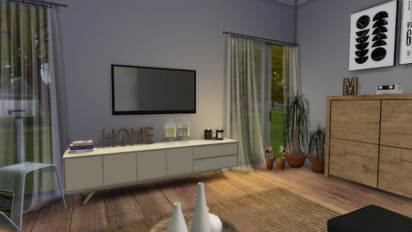 Dinha Gamer: Livingroom IKEA Style