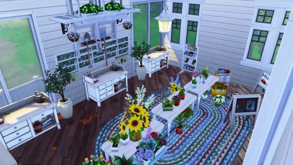 BereSims: Flower Farm