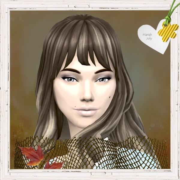 Les Sims 4 Passion: Mariah Joly