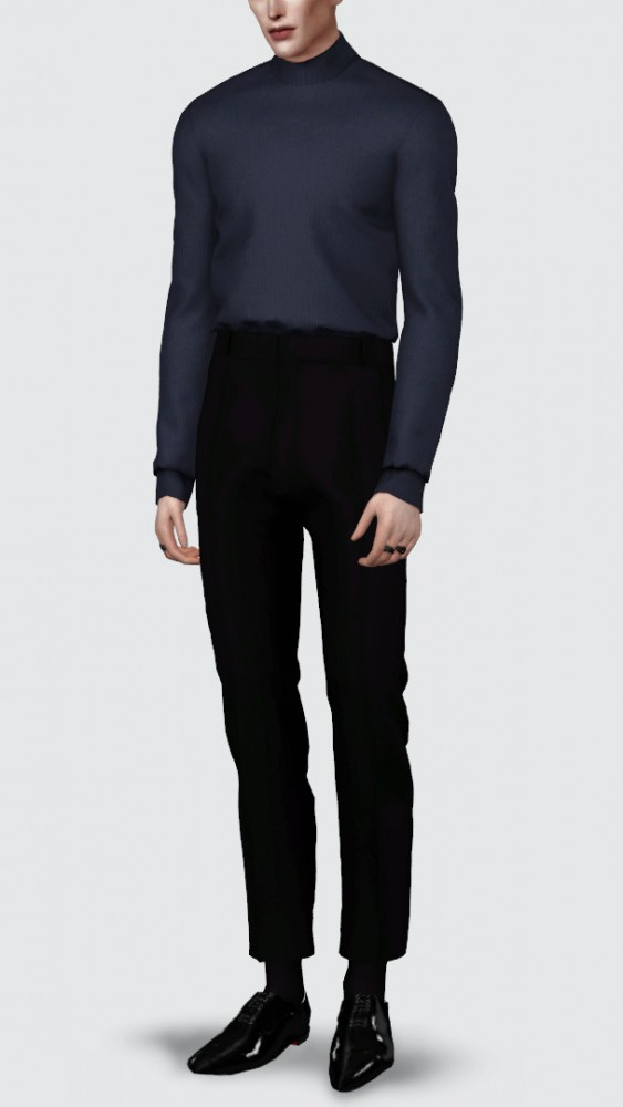 Rona Sims: Basic Sweater and Pants