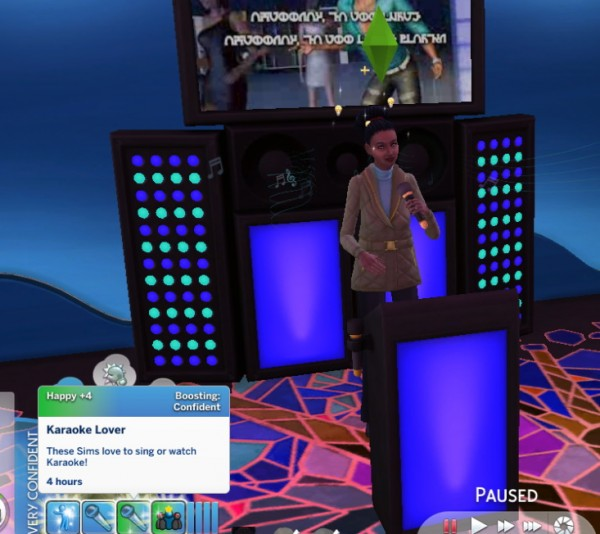 Mod The Sims: Karaoke Trait by Sims Lover