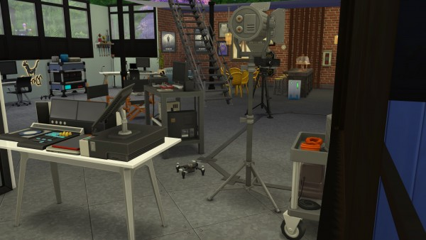 Mod The Sims: Studio 12 Furnished  No CC by kiimy 2 Sweet