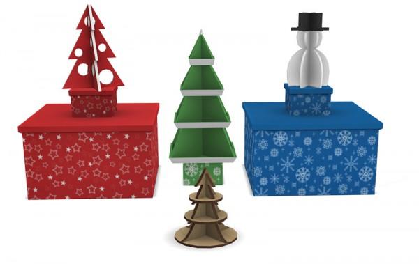 Around The Sims 4: Christmas Displays and Shelves