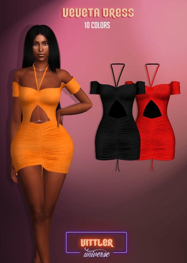 Vittler: Veveta Dress