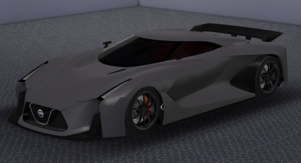 Tylerw Cars: Nissan Concept 2020 Vision GT