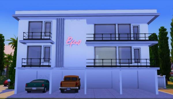 Budgie2budgie: Upland Apartment Complex