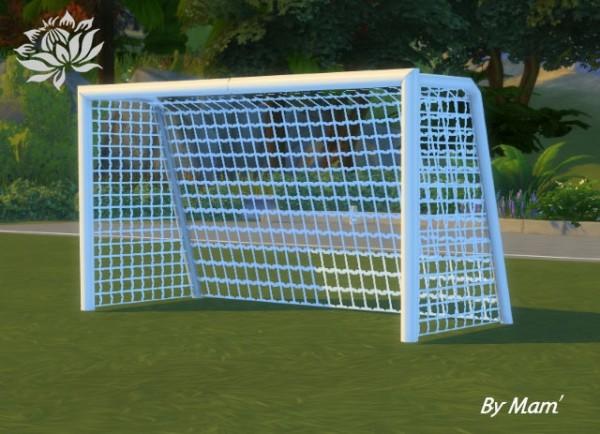 Sims Artists: Goal soccer ball