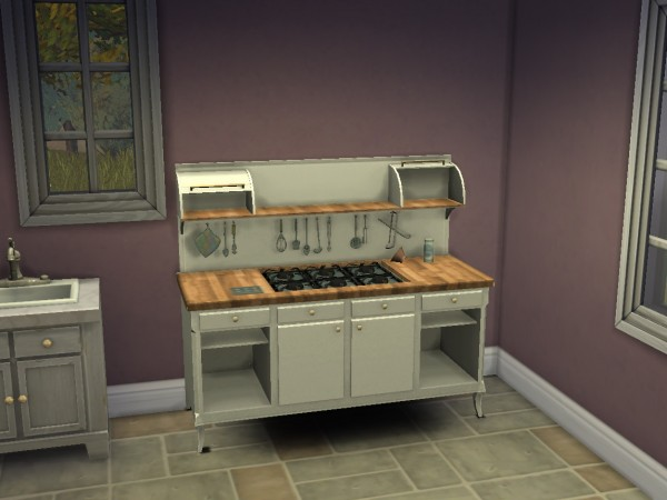 Mod The Sims: Canning Stationrecolor by Victor tor