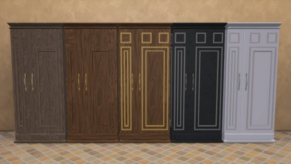Mod The Sims: Ranch Appliances by TheJim07