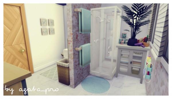 Agathea k: Harmony bathroom