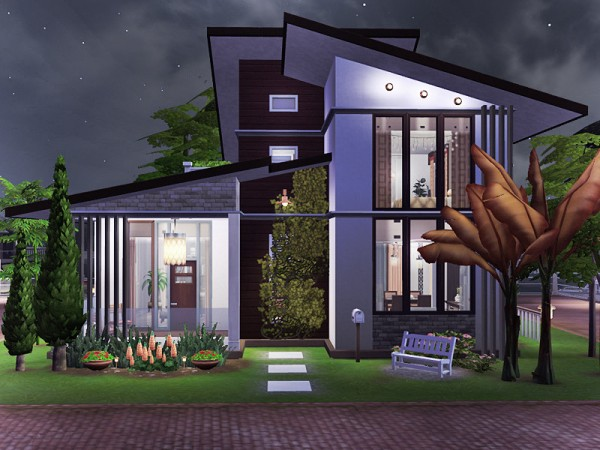 The Sims Resource: Amber house by Rirann