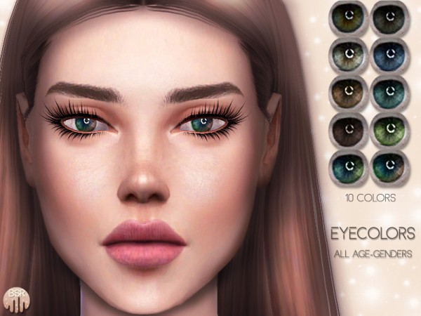 The Sims Resource: Eyecolors BES05 by busra tr