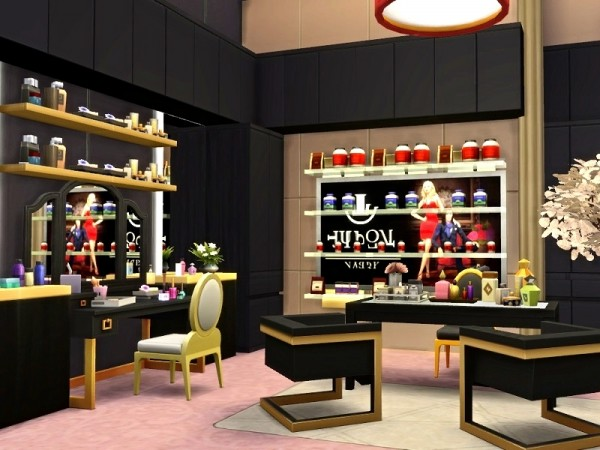 The Sims Resource: Centro Riviera Fashion by casmar