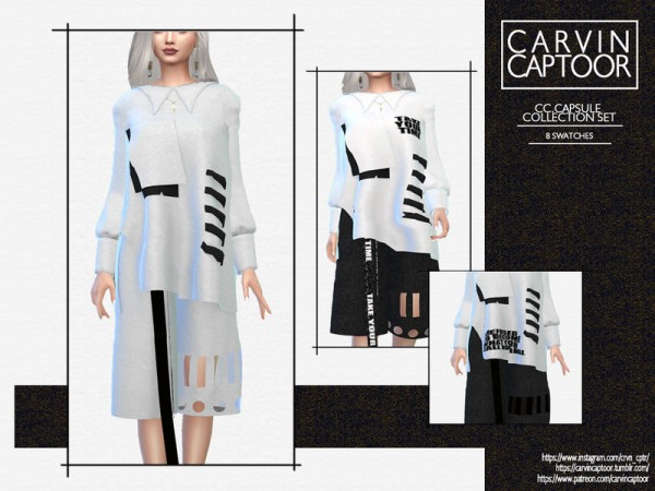 The Sims Resource: Capsule Collection Set by carvin captoor