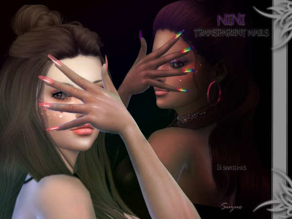 The Sims Resource: Nini Nails by Suzue