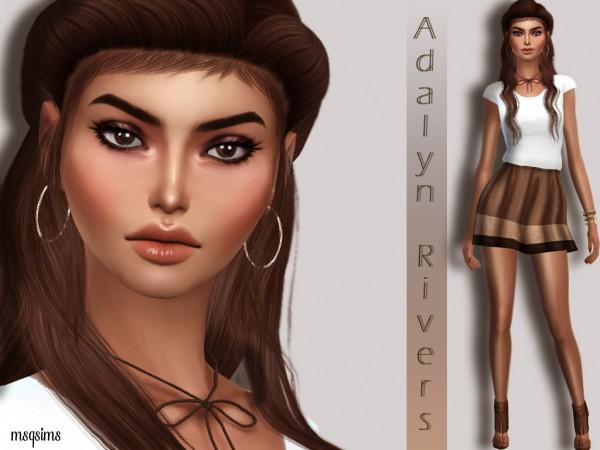 MSQ Sims: Adalyn Rivers