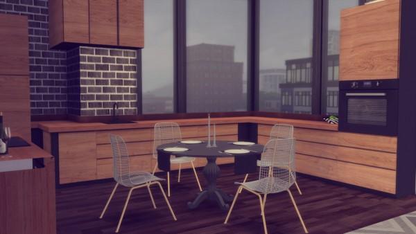 Simming With Mary: 920 Medina Studios