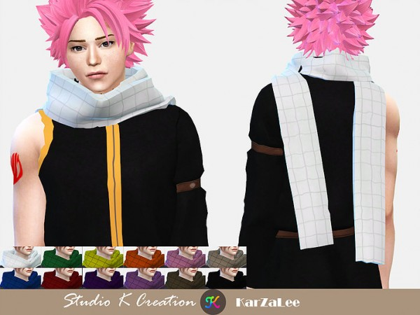 Studio K Creation Fairy Tail Natsu Dragneel S Outfit
