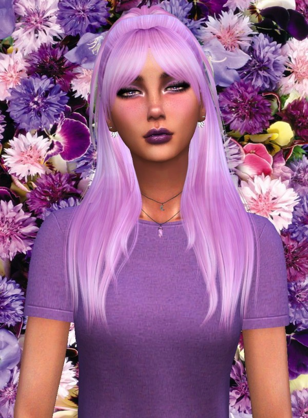 Models Sims 4: One Color Challenge Sims