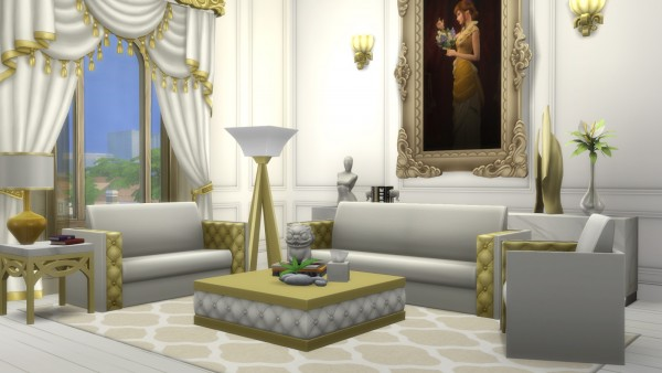 Simsational designs: Expanded Seating   7 Additional Matching Options