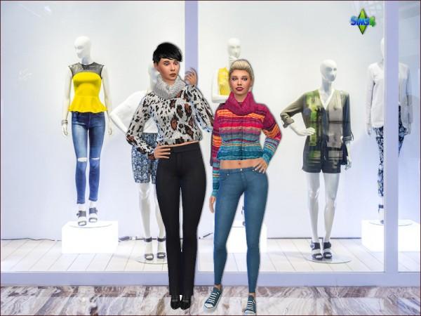 Arte Della Vita: Sweaters