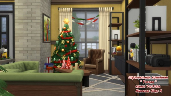 Sims 3 by Mulena: House TS01