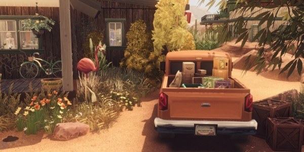 Picture Amoebae: Sandtrap Shack house by amoebae