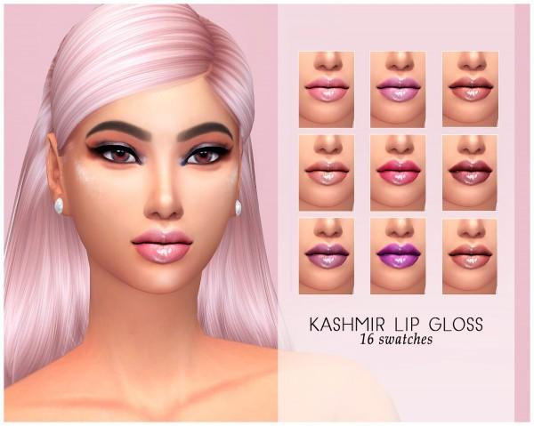 Kenzar Sims: Kashmir Lip Gloss