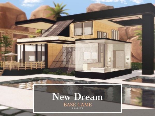 The Sims Resource: New Dream by Pralinesims