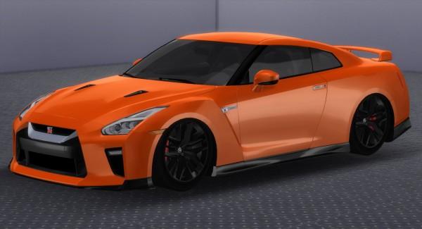 Tylerw Cars: 2017 Nissan GT R Premium