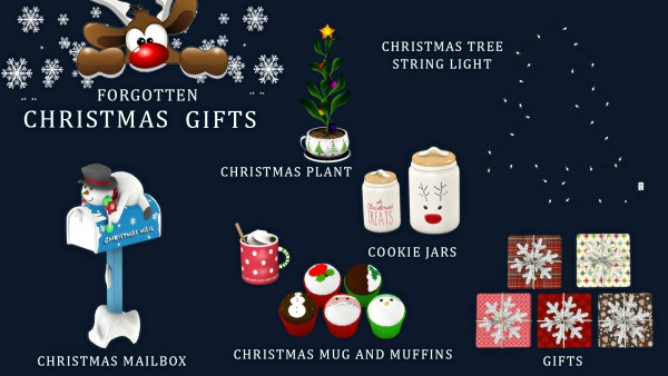 Leo 4 Sims: Forgotten Christmas Gifts
