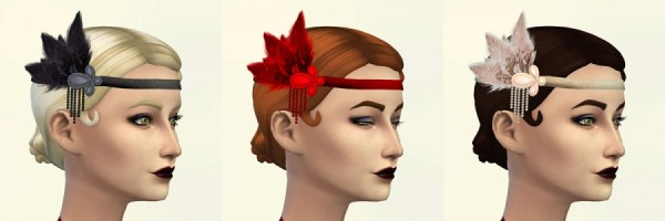 Sims Artists: Marlene Headacc