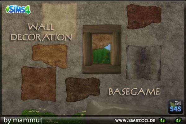 Blackys Sims 4 Zoo: Sticker Fur 2 by mammut