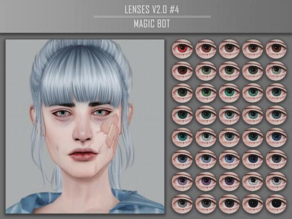 Magic Bot: Lenses 2.0   4