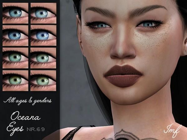 The Sims Resource: Oceana Eyes N.69 by IzzieMcFire