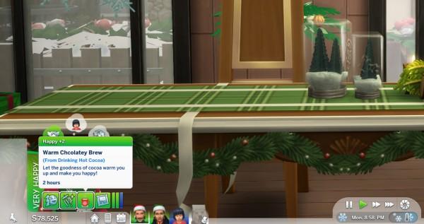 Mod The Sims: Hot Chocolate Drinks by icemunmun
